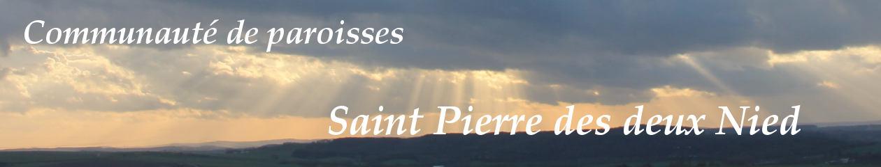 Communauté de Paroisses Saint Pierre des Deux Nied